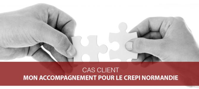 Cas Client : Mon Accompagnement pour le CREPI Normandie