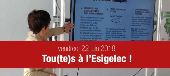 Normandie 360°, ne manquez pas la prochaine session de démo !