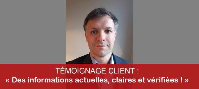Témoignage clients : Paul Sterlin, directeur régional Normandie chez DEMATHIEU BARD
