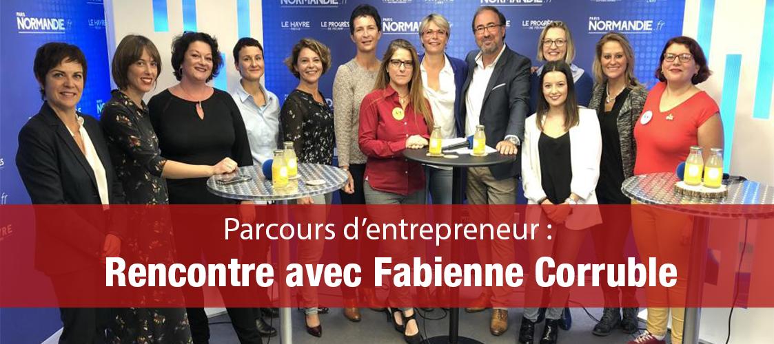 Fabienne Corruble Parcours d'entrepreneur image page home